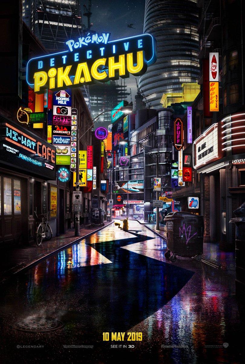 Detective Pikachu (2019) | Ryan Reynolds