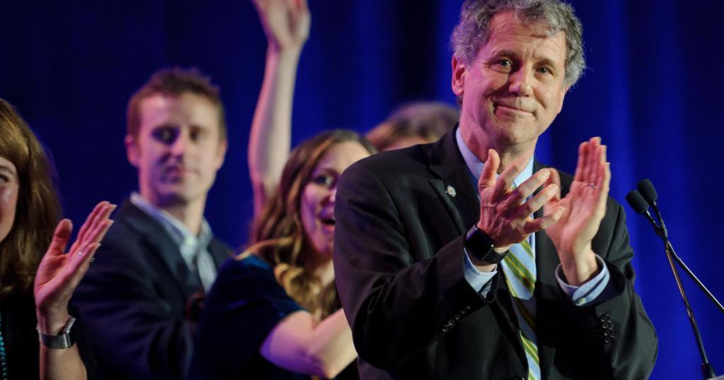Democratic Ohio Sen. Sherrod Brown says he's considering presidential run https://t.co/liPzi8eBgV