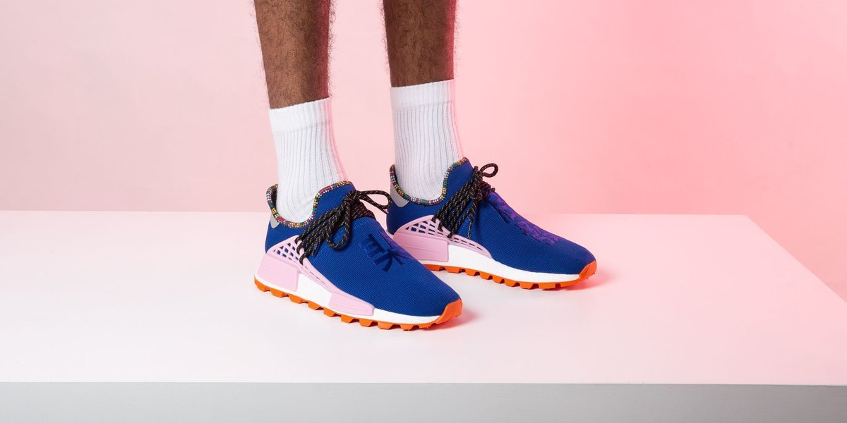 outlet store e374d ff2a8 titoloshop 3MPOW3R. 1N5P1RE. 🔥 Pharrell Williams x Adidas ...