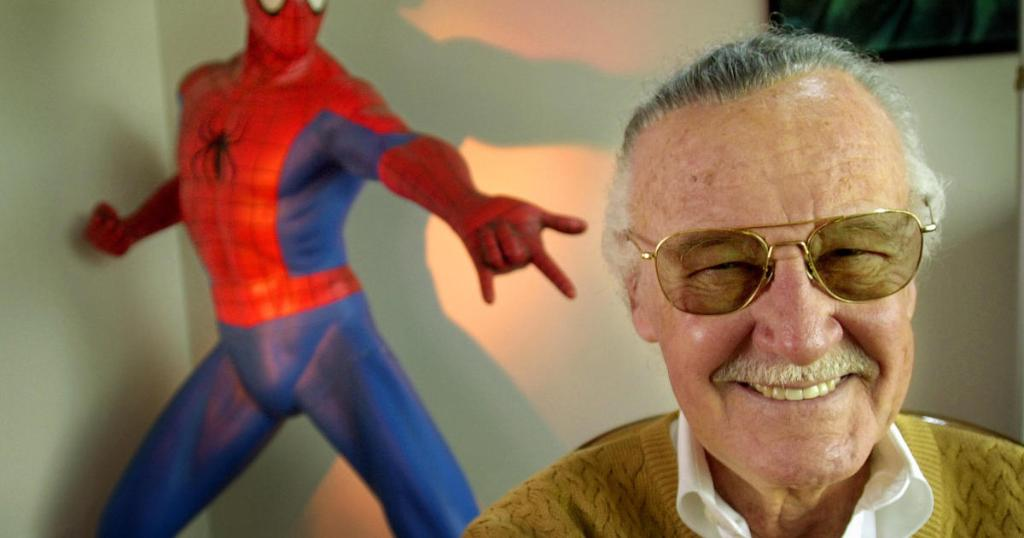 'A gentleman and a genius': Stan Lee tributes pour in from stars including Mark Hamill, Chris Evans and Questlove — plus the U.S. Army https://t.co/yLFVsIpbed