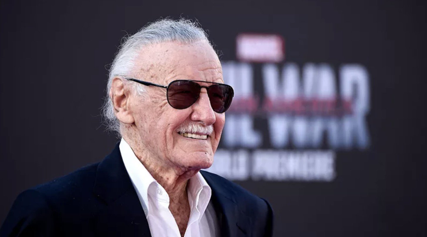 Here are a ton of Stan Lee tributes, from the Marvel universe and beyond https://t.co/loLzCYgbdO https://t.co/koQZHM6eLb