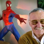 #RIPStanLee Twitter Photo