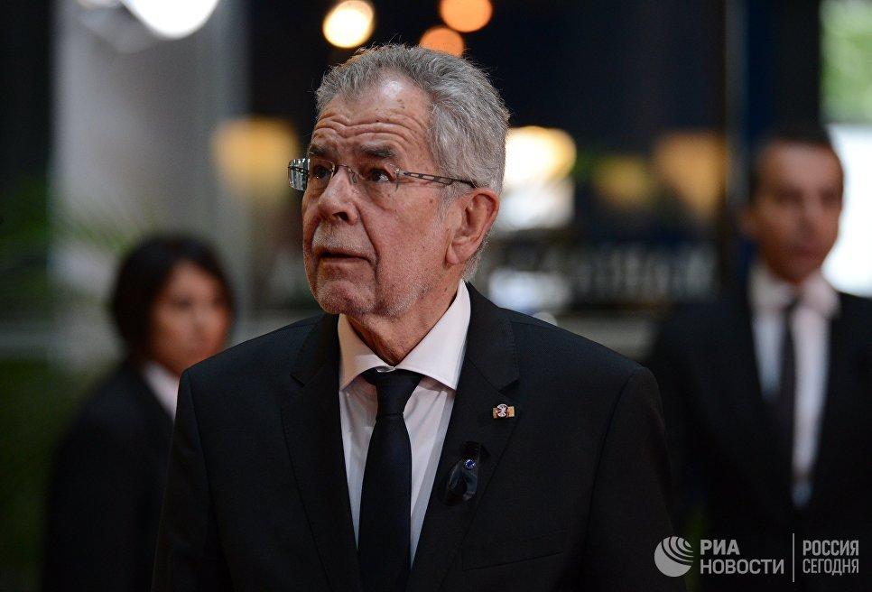 Президент Австрии прокомментировал дело о возможном шпионаже в пользу России  https://t.co/wEDkyq40Ew
