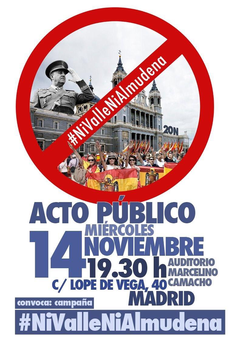 Els republicans/es catalans hi serem. Dimecres a Madrid #nivallenialmudena