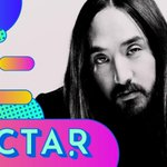 Image for the Tweet beginning: .@steveaoki is at the top