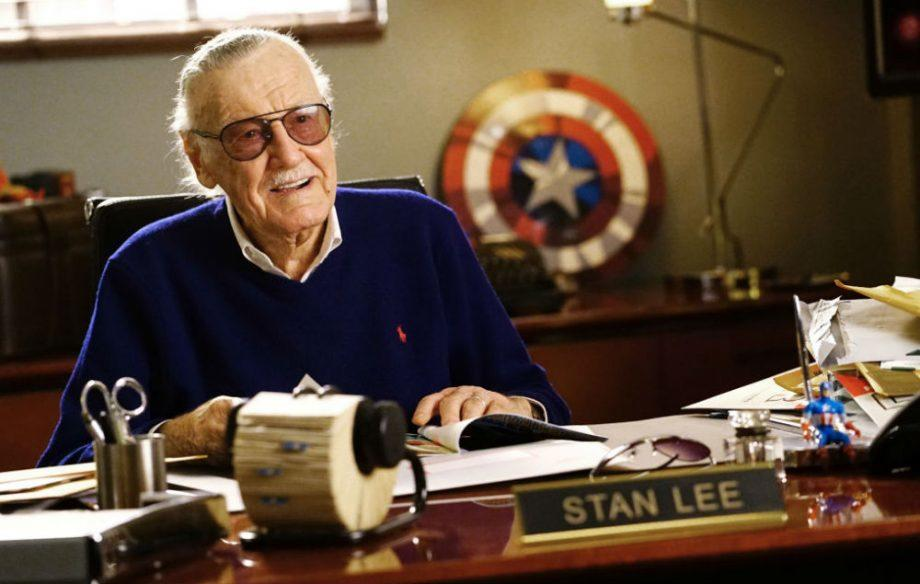 Tributes pour in after the death of comic book icon Stan Lee https://t.co/U7NsbNqZDj https://t.co/3FHr5KNkqY