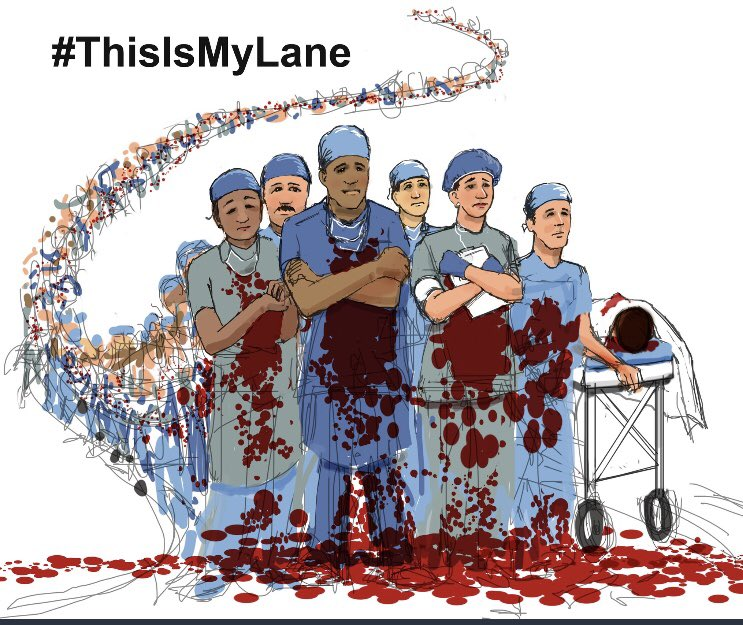Thank you doctors for speaking up. @NRA trying to scare people into believing they will lose their guns when all is needed are sensible gun laws. #ThisIsOurLane #ThisISMyLane @tedcruz @JohnCornyn @BetoORourke @SenSchumer #GunSenseNow<br>http://pic.twitter.com/WZvsIWPJgI