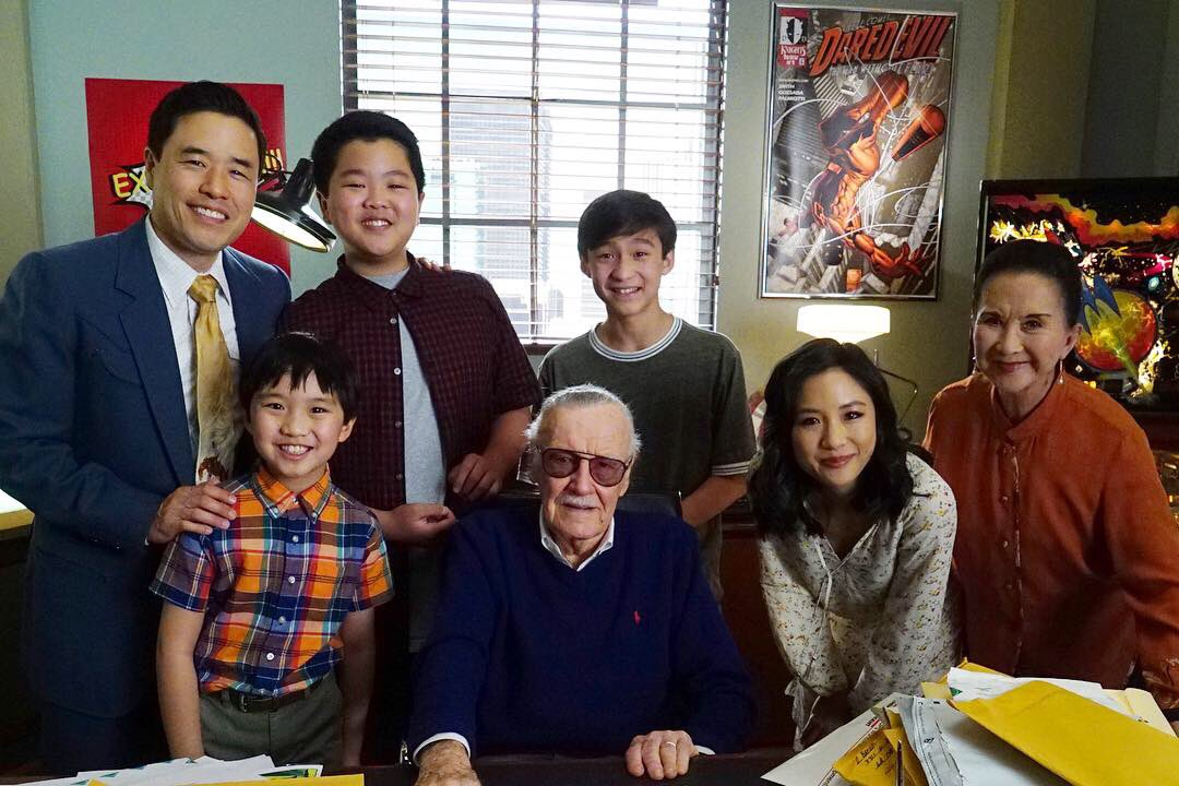 Thank you Stan Lee for all your stories. marvel.com/remembering_st…