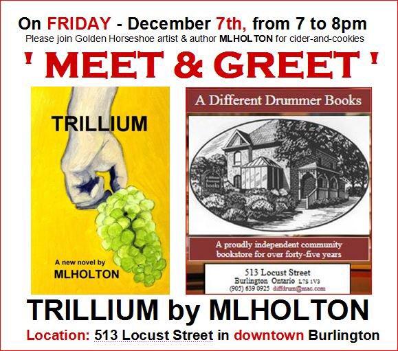 Trillium Novel Trilliumnovel Twitter