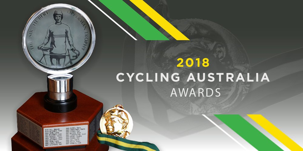 test Twitter Media - #OppyMedal We are pleased to announce the individual category finalists for the 2018 Cyclist of the Year Awards, which will be held in Friday 23 November  https://t.co/XldTfu07k4 #AussieCycling https://t.co/4L82ggGXrT