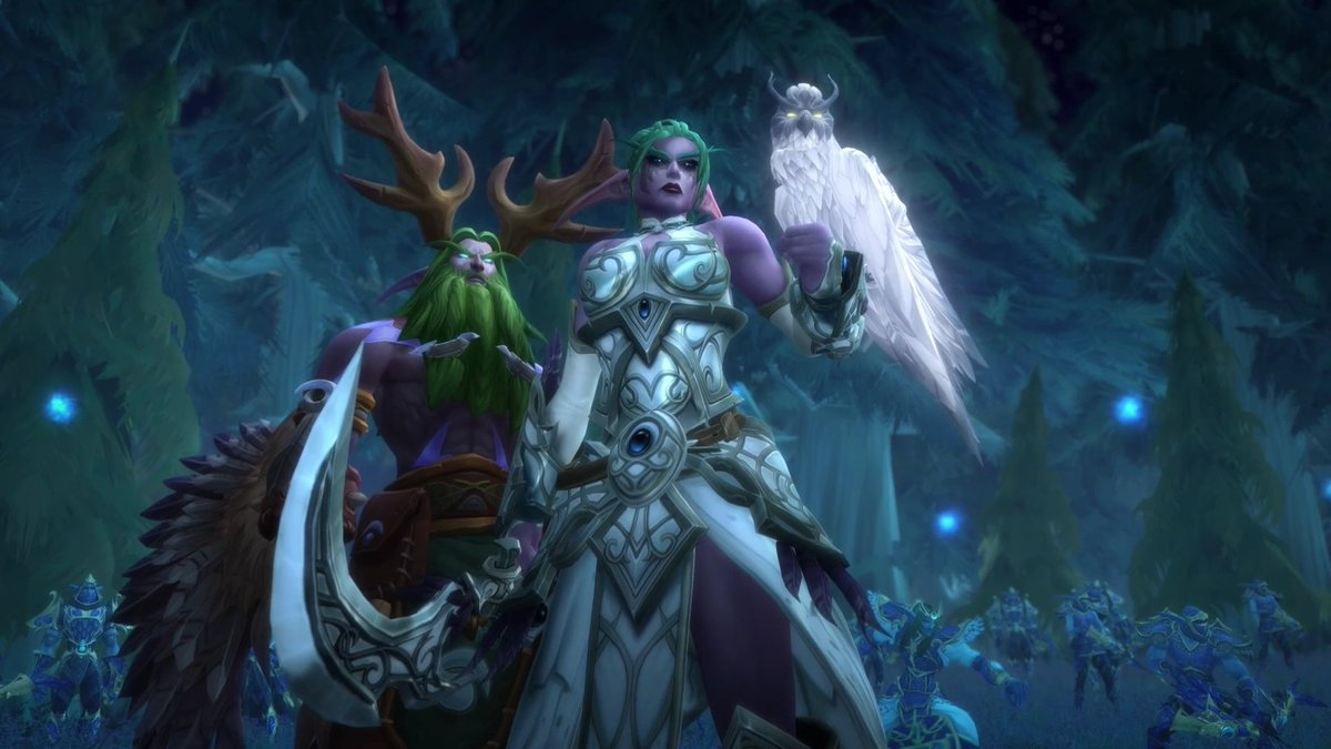 Req anyone have the versions of these tyrande