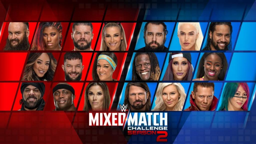 WWE Mixed Match Challenge Finals Confirmed For WWE TLC, Updated Card For Sunday's PPV