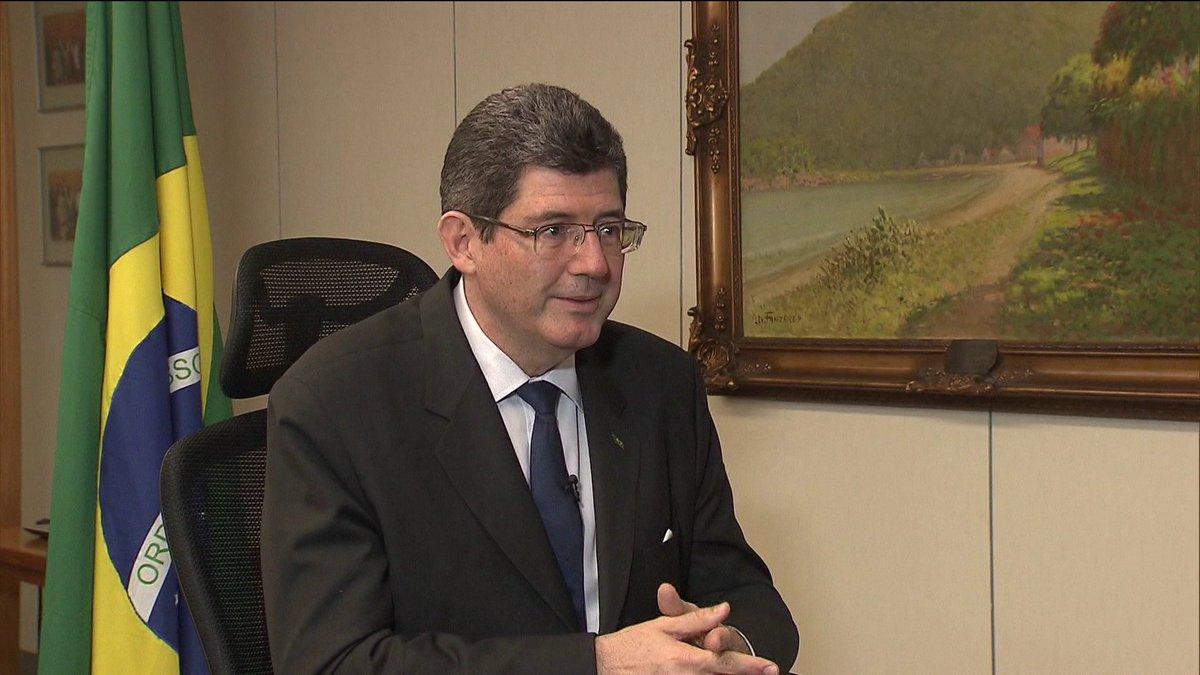 e4777b9a8c Equipe do governo Bolsonaro anuncia que Joaquim Levy vai comandar o BNDES.  Ao comentar a