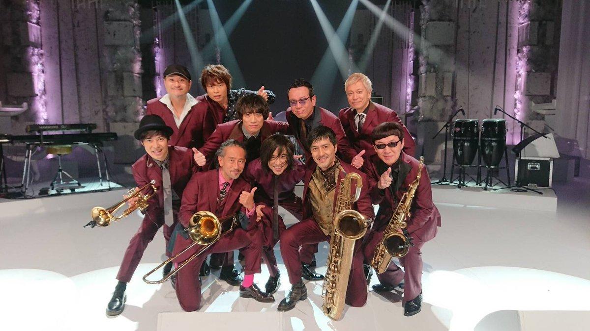 ???MUSIC FAIR???12月8日(土)18:00〜18:30東京スカパラダイスオーケストラ×宮本浩次この笑顔を守りたい(((((└(:D」┌)┘)))))))