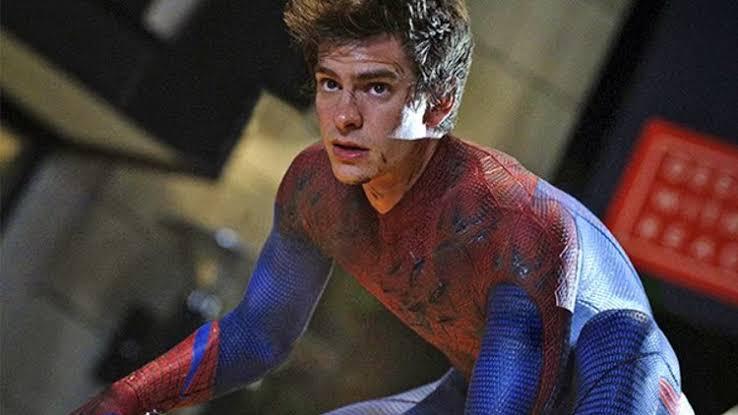 sinceramente? esse é o melhor homem aranha que já existiu.