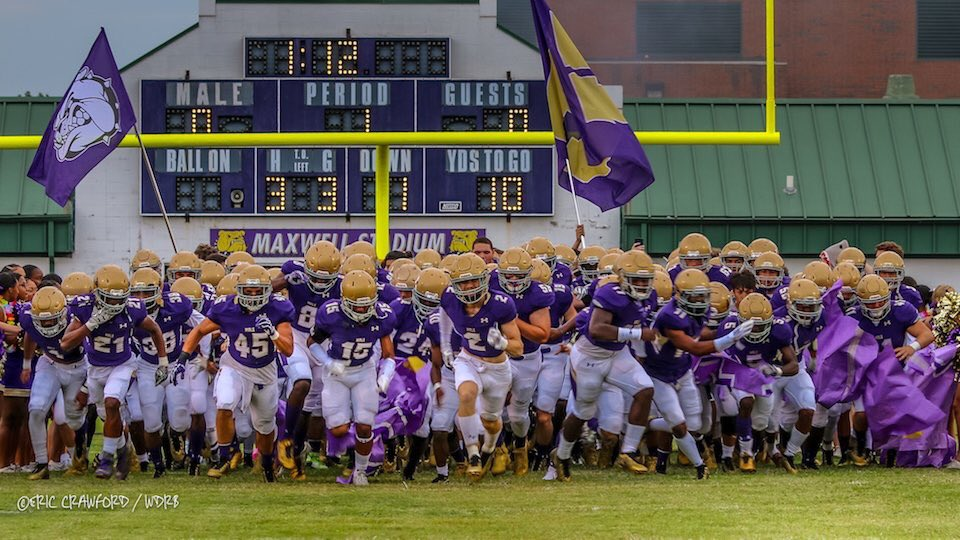 Football Friday...Male @ St X in Regional Final.  Kickoff at 7:30pm.  Winner hosts State Semi-final game the following Friday. Tix on sale Thur &amp; Fri during all lunches for $7.  Tix are $10 @ Gate. WE ARE...MALE FOOTBALL <br>http://pic.twitter.com/lhNkVFPoOM