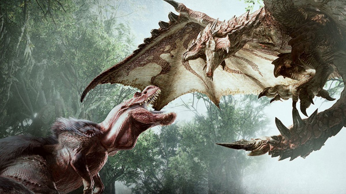 The upcoming Monster Hunter film will reportedly feature creatures from across the video game series:   https://t.co/NZXxo913dS