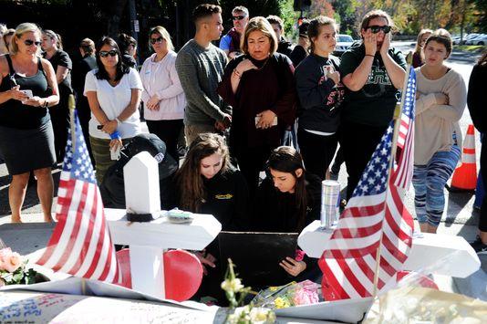 Key part of probe into #ThousandOaks #California shooting wrapping up. https://t.co/TS4f1KsM28
