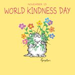 Image for the Tweet beginning: Kindness matters. Today, yesterday, tomorrow.