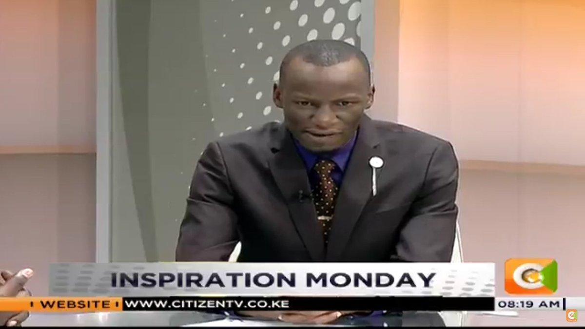 How great....  #MotivationMonday on Tuesday.. @WellyOdendo @citizentvkenya @WillisRaburu  #DayBreak <br>http://pic.twitter.com/1eEKlg91QF