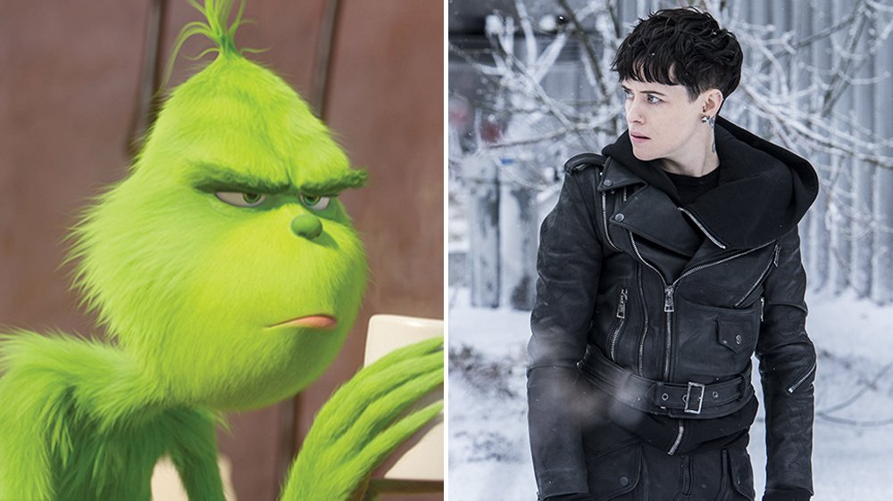How #TheGrinch and #GirlintheSpidersWeb illustrate the do's and don'ts of movie reboots https://t.co/lc0qV1EyQq https://t.co/12FpsWg3zB