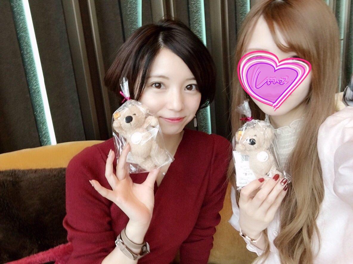 カフェ巡り いつも予約は彼女におまかせ くまくまくまくま すごい……  くま笑 #アフタヌーンティー #ザプリンスギャラリー東京紀尾井町 pic.twitter.com/sR61JwQKel