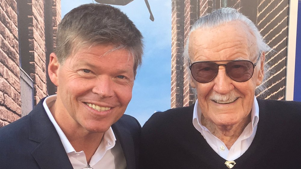 #Deadpool creator Rob Liefeld on why we loved Stan Lee (Guest Column) https://t.co/qGoeaAEltX https://t.co/Po02Ih3fTJ