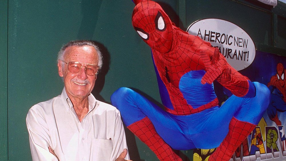 Revisit Stan Lee's life and career in photos https://t.co/fbMraaaOj4 https://t.co/6uM758NRE6