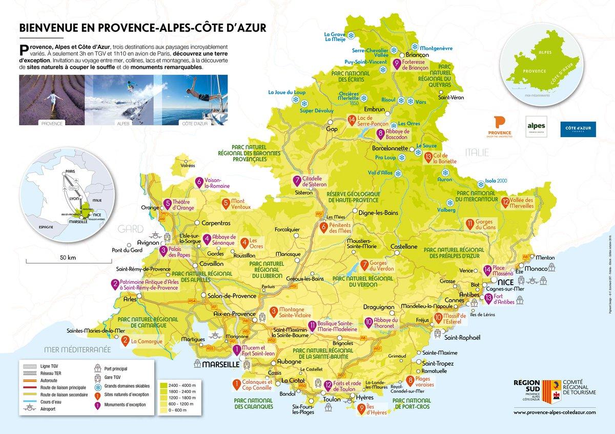 provence alpes cote d azur tourisme