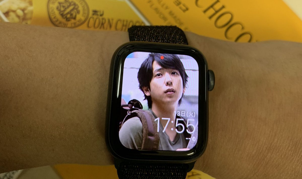 Applewatch買いました。 https://t.co/YgyNOJYJfF