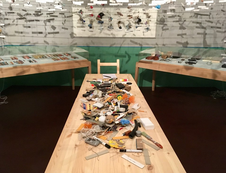 Don't miss this exhibition of Ilya and Emilia Kabakov, two of Russia's most important living artists  https://t.co/UK6D4V6JEi