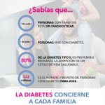 #DiaMundialDeLaDiabetes Twitter Photo