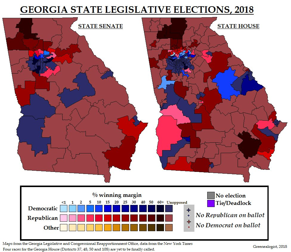 AJR Election Maps on Twitter: