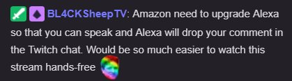 I've been streaming for 3+ years and this is easily the best thing I've ever seen on the website! 😂😂😂