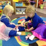 Point No. 7 of our Longacre Way is 'To be kind and helpful', something our Nursery children are very good at. #WorldKindnessDay #eyfs #prepschool #LongacreLife