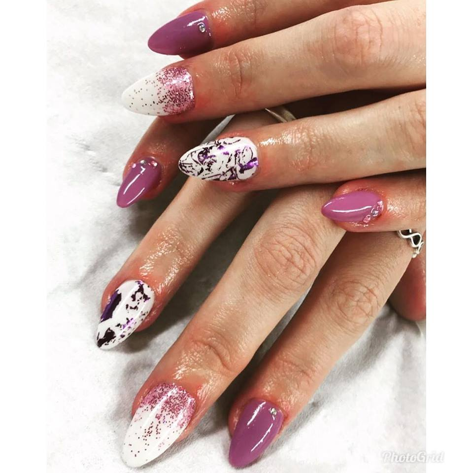 Vogue Beauty Woodley On Twitter These Amazing Acrylic Extensions