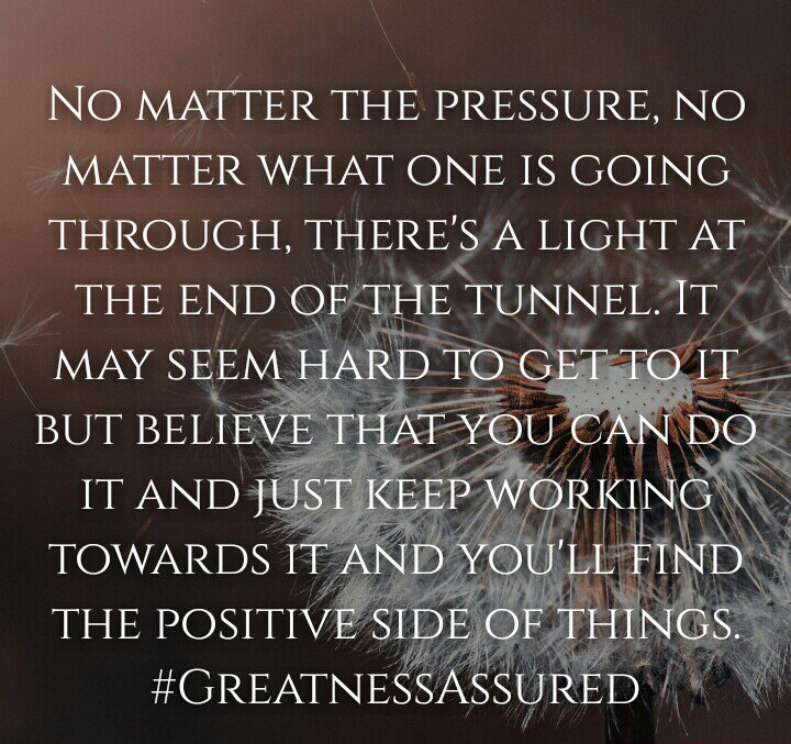 No matter the Pressure look at the Positive side of life. #DayBreak @citizentvkenya @WillisRaburu<br>http://pic.twitter.com/66KMc8gQkj