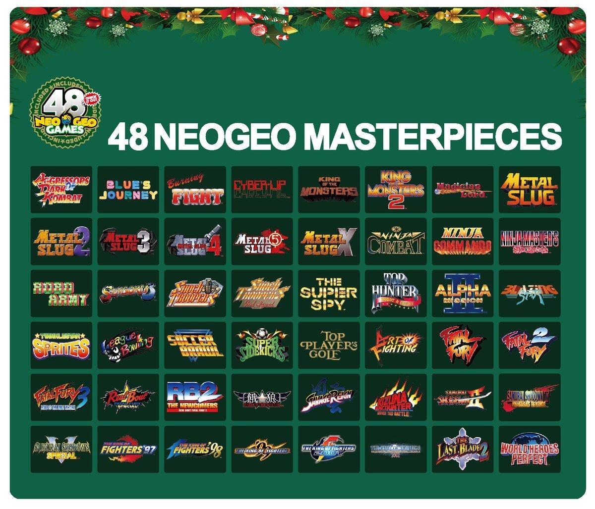 La Neo Geo mini - Page 5 Dr3P4yuWkAAxYt8