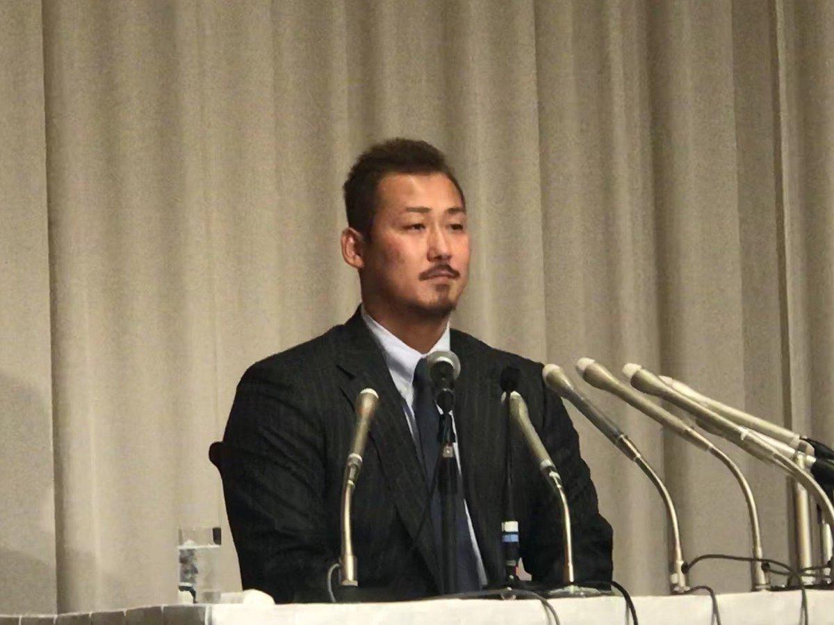 本日、札幌市内で中田選手が会見を行い、FA権行使はせず、ファイターズへの残留を表明しました。中田選手のコメントなど詳細は、後ほどお届けいたします。#lovefighters #中田翔