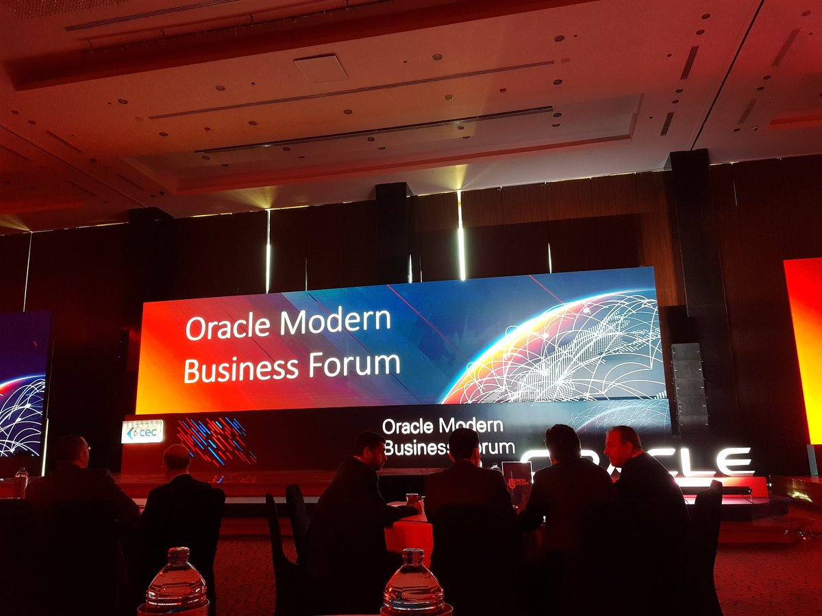Oraclemodernbusinessforum tagged Tweets and Download Twitter