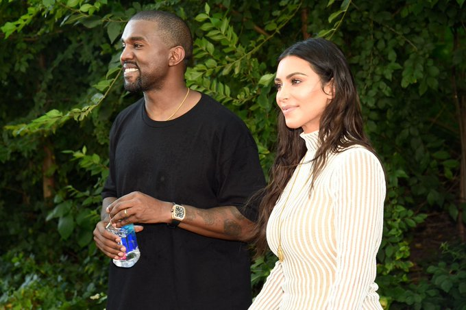 Kim and Kanye hired private firefighters to protect California home, neighborhood Photo