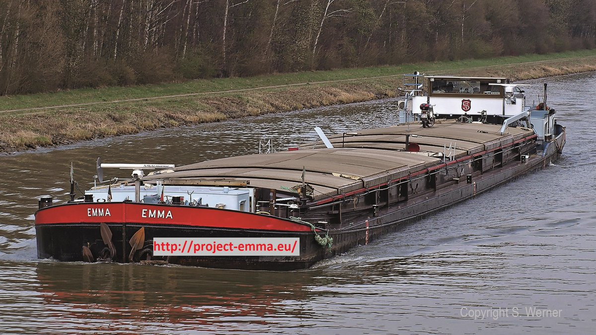 #Interreg @project_emma helps exploit the potential of inland waterways and river-sea shipping for better connectivity in the #BalticSeaRegion. #transnational #cooperation #EUSBSRBetterTogether