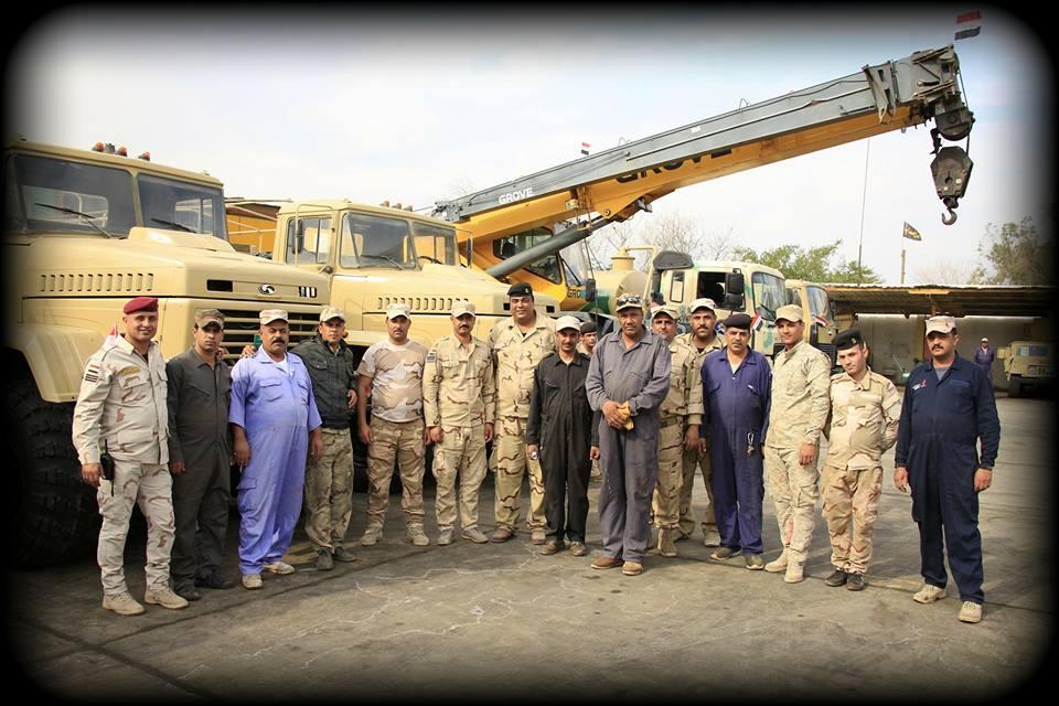 اعاده تأهيل وتصليح معدات واسلحه الجيش العراقي .......متجدد - صفحة 2 Dr3xgxuXQAAd2m6
