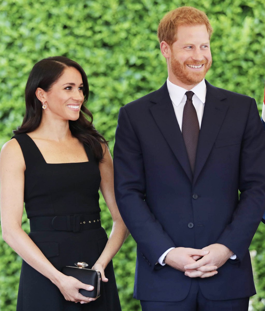 Meghan Markle and Prince Harry Have Been Doing Secret Events All Week