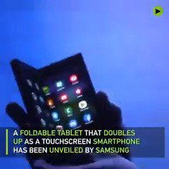 #Samsung's latest gadget may become a game changer https://t.co/Y78NeoH8rT