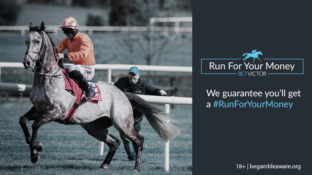We are refunding all bets IN CASH on Don Bersy after he refused to race in the 2pm at #Huntingdon 😉