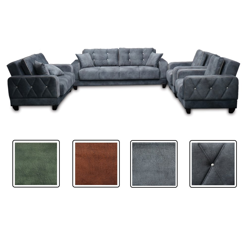 Lounge In Style With Cardin Concept Olivia Lounge Suite Stunning