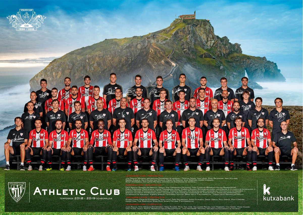 77653068e0356 Athletic Club on Twitter