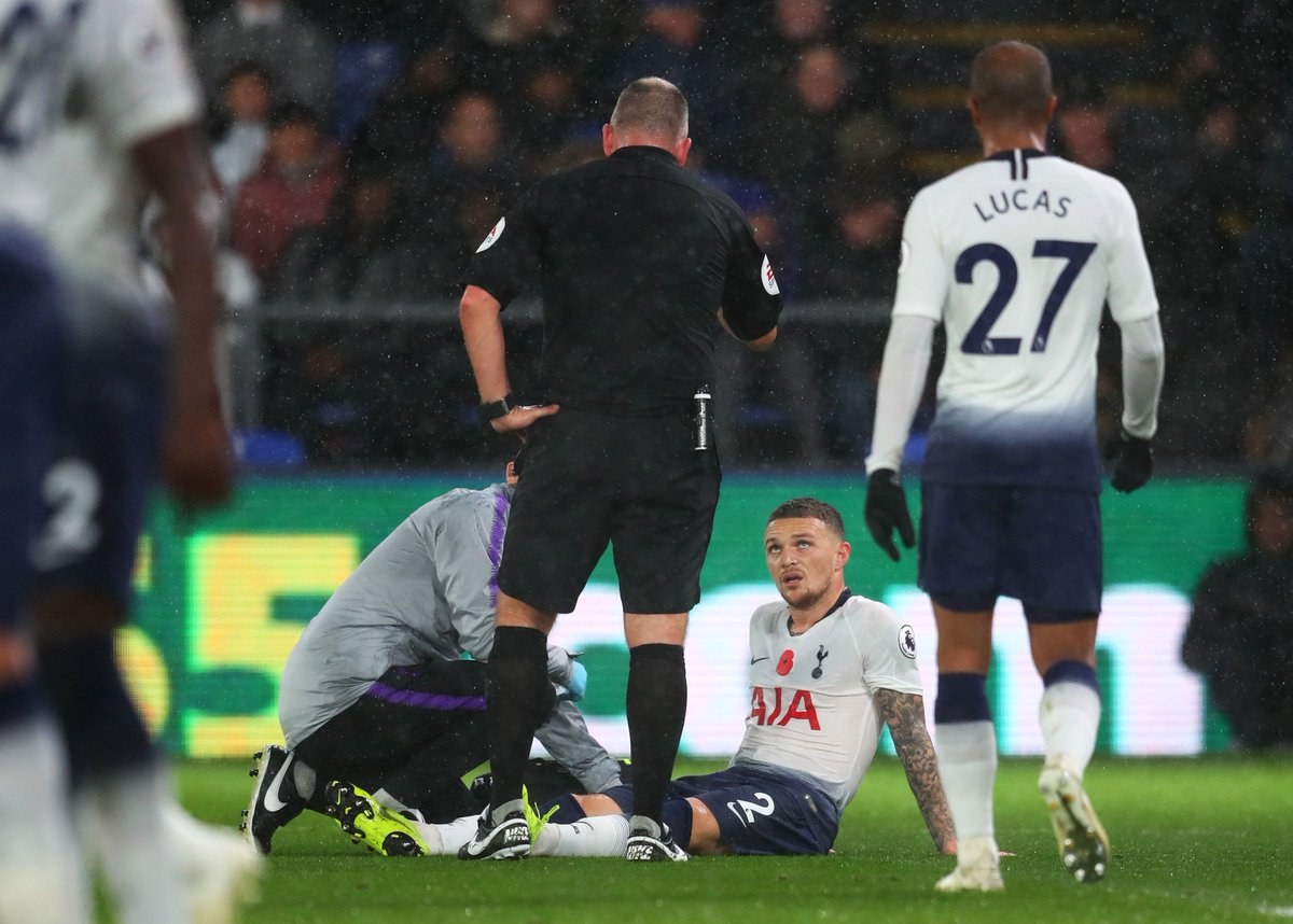 BREAKING: @SpursOfficial defender Kieran Trippier has withdrawn from @England squad to face the USA and Croatia with a groin injury. #SSN