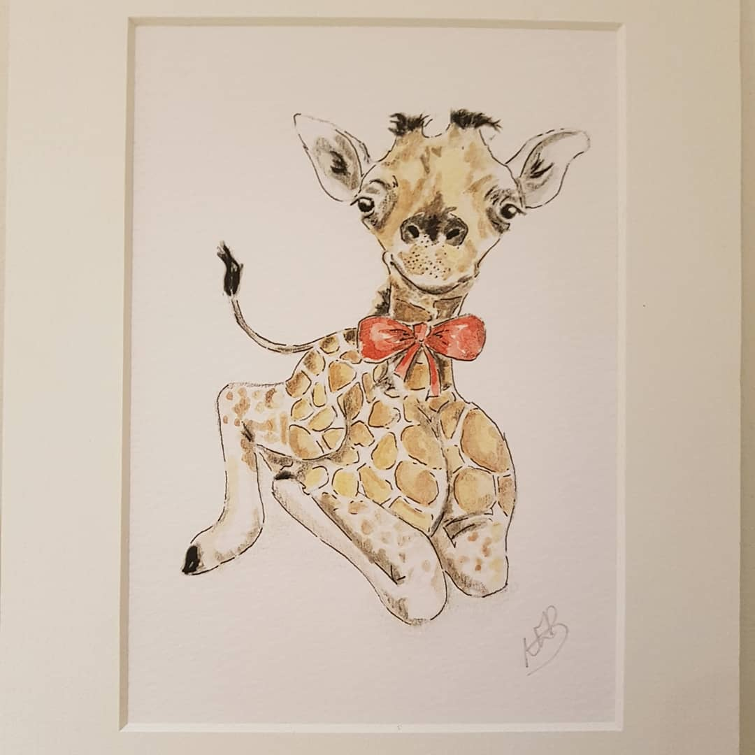 Baby animals! 1, 2 or all 3??  Prints available to purchase on the website  These can be personalised with your child's name too.  #babyanimals #britishartist #designedandmadeindorset #illustrations #childrensillustrations #BabyEle #MiloTheGiraffe #BallerinaFlorence #nurseryartpic.twitter.com/12OyfmS3sT